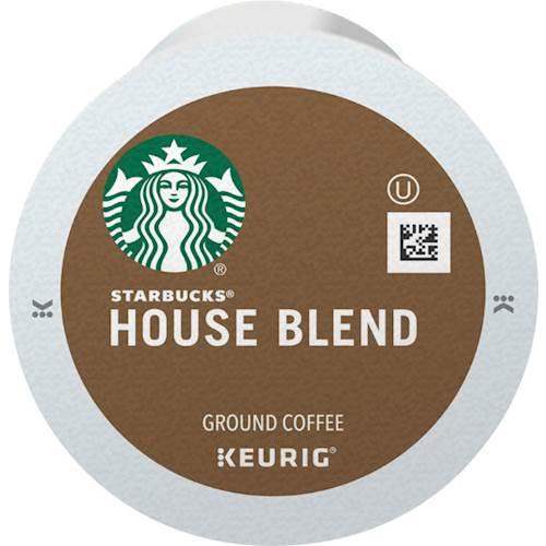 Keurig - Starbucks House Blend K-Cups (96-Pack) - Multi