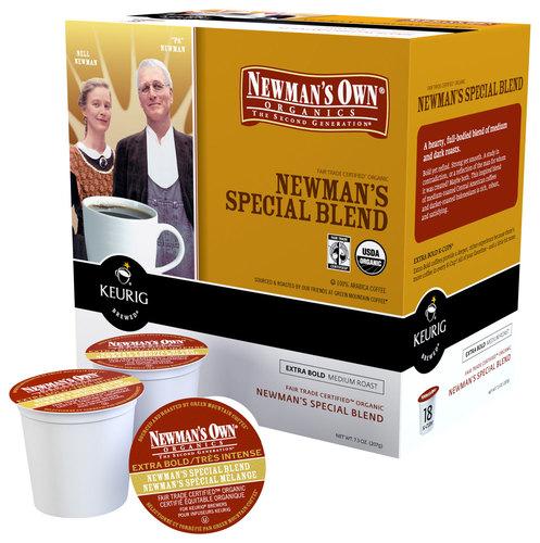 Keurig - Newman's Own Organics K-Cups (108-Pack) - Multi