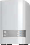 WD - My Cloud Mirror 8TB Personal Cloud Storage - White