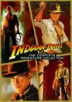 Indiana Jones: The Complete Adventures Collection [ws] [5 Discs] (dvd) 9024922