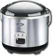 Oster - Inspire Multi-Use 20-Cup Rice Cooker - Black