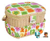 Michley - 41-Piece Sewing Basket Kit