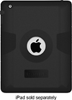 Targus - SafePORT Rugged Max Pro Case for Apple® iPad® 3rd Generation and iPad with Retina - Black