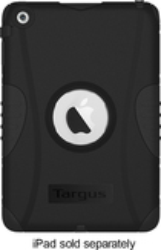 Targus - SafePORT Rugged Max Pro Case for Apple® iPad® mini - Black