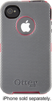 OtterBox - Defender Series Case for Apple® iPhone® 4 and 4S - Thermal