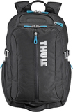"Thule - Crossover Backpack for Select 17"" Apple® MacBook® Models - Black"
