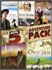 5-Movie Family Adventure Pack V.2 (DVD)