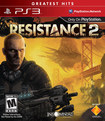 Resistance 2 Greatest Hits - PlayStation 3