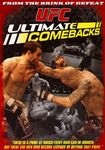 Ultimate Fighting Championship: Ultimate Comebacks (dvd) 9055103
