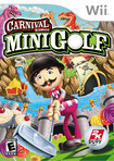 Carnival Games: Mini Golf - Nintendo Wii
