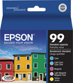 Epson - 99 Ink Cartridge - Cyan/Light Cyan/Magenta/Light Magenta/Yellow