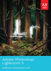 Adobe Photoshop Lightroom 5 (Software Download Card) - Mac/Windows