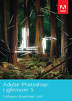 Adobe Photoshop Lightroom 5 (Software Download Card) - Mac|Windows