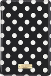 kate spade new york - LePavillion Folio Hard Case for Apple® iPad® Air - Black/Cream