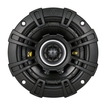 "Kicker - CS44 4"" Coaxial Car Speakers with Polypropylene Cones (Pair) - Black"