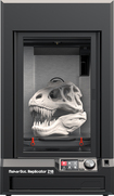 MakerBot - Replicator Z18 3D Printer - Black