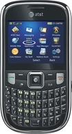 ZTE - Z431 Cell Phone (Unlocked) - Black
