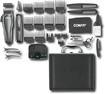 Conair - Combo Cut 32-Piece Deluxe Hair Cutting Kit - Black