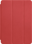 Apple® - Smart Case for Apple iPad® Air 2 - Bright Red