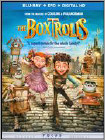 The Boxtrolls (Blu-ray Disc) (2 Disc) (Ultraviolet Digital Copy) (Eng/Fre/Spa) 2014