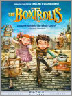 The Boxtrolls (DVD) (Eng/Fre/Spa) 2014