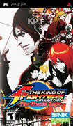 The King Of Fighters Collection: The Orochi Saga - Psp 9080353