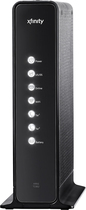 XFINITY - ARRIS Touchstone DOCSIS 3.0 Cable Modem and Wireless Router with Telephony Adapter - Black