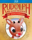 Rudolph The Red-nosed Reindeer [50th Anniversary] [blu-ray] 9083238