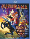 Futurama: Bender's Game [blu-ray] 9087748