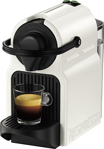Nespresso - Inissia Espresso Maker - White
