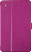 Speck - StyleFolio Case for Samsung Galaxy Tab S 8.4 - Pink/Gray