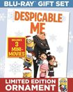 Despicable Me/3 Mini Movies [2 Discs] [with Limited Edition Ornament] [blu-ray] 9090432