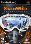 Shaun White Snowboarding - PlayStation 2