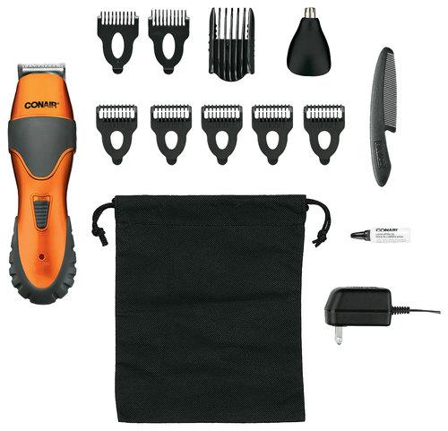 Conair - Stubble Trim 14-Piece Grooming Kit