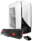 iBUYPOWER - Desktop - Intel Core i7 - 16GB Memory - 1TB Hard Drive + 120GB Solid State Drive - White