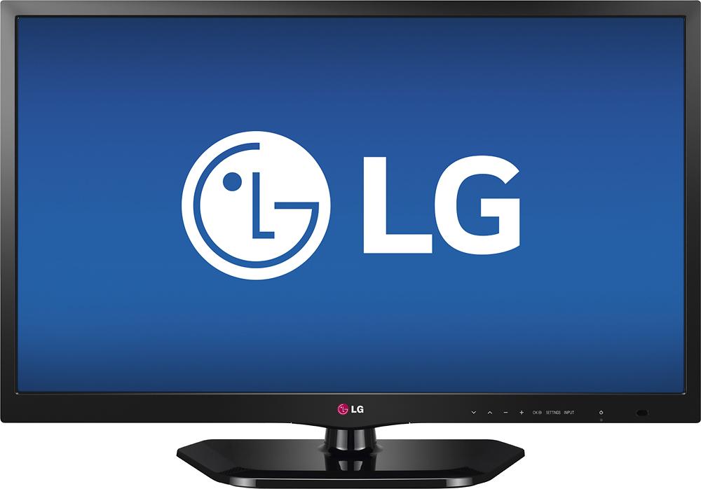 """LG - 24"""" Class (23-5/8"""" Diag.) - LED - 720p - HDTV - Black"""