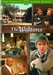 The Waltons: The Complete Second Season [5 Discs] (dvd) 9106101
