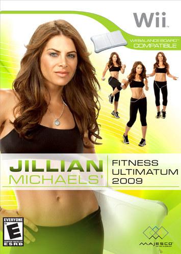 Jillian Michaels' Fitness Ultimatum 2009 - Nintendo Wii