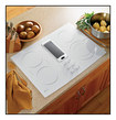 "GE Appliance - 30"" Built-In Electric Cooktop - White"