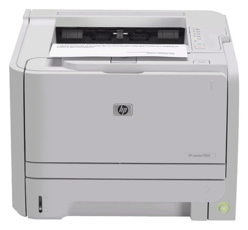 HP - P2035 Laserjet Printer - Gray