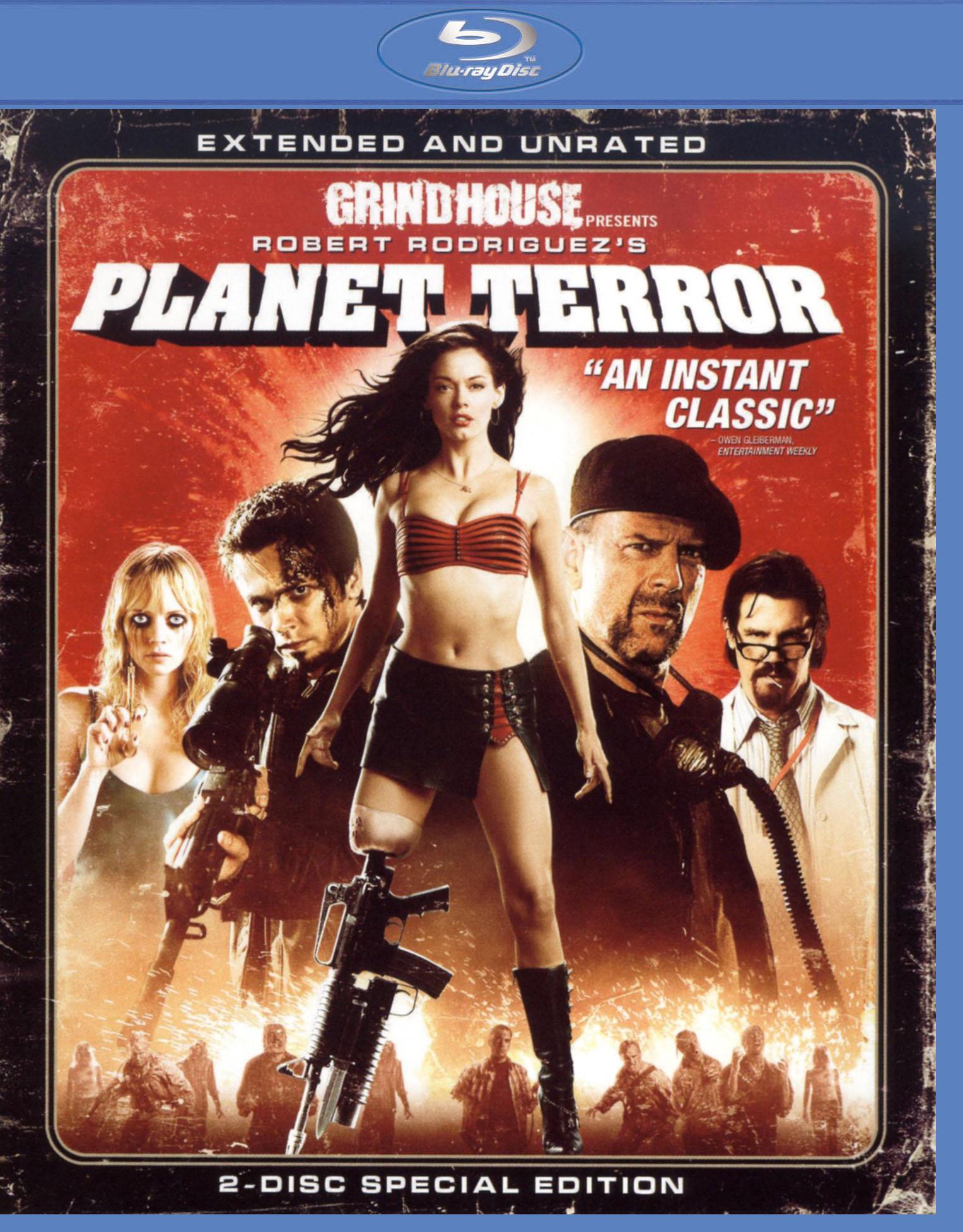 Planet Terror [2 Discs] [blu-ray] 9110561
