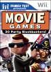 Movie Games - Nintendo Wii