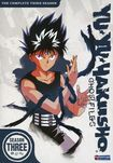 Yu Yu Hakusho: Season Three [4 Discs] (dvd) 9117387