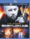 Babylon A.d. [special Edition] [unrated] [2 Discs] [includes Digital Copy] [blu-ray] 9117966