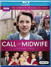 Call The Midwife: Season Two [2 Discs] [blu-ray] 9123056