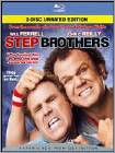 Step Brothers (Blu-ray Disc) (2 Disc) (Unrated) (Enhanced Widescreen for 16x9 TV) (Eng/Fre/Por/Spa/TH) 2008