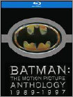 Batman: The Motion Picture Anthology [5 Discs] (Blu-ray Disc) (Enhanced Widescreen for 16x9 TV) (Eng/Fre/Spa/Ger/Italian/Por)