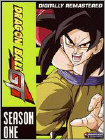 Dragon Ball Gt: Season 1 (5 Disc) (DVD) (Uncut) (Remastered)