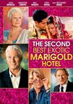 The Second Best Exotic Marigold Hotel (dvd) 9128095
