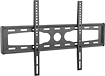 "Dynex™ - Fixed Wall Mount for Most 37"" - 70"" Flat-Panel TVs - Black"